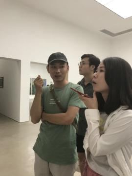 艺术家刘聪