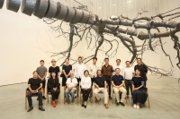 今日美术馆携手王式廓基金会,为成长中的青年艺术家保驾护航,孟柏伸