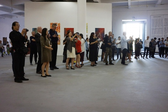 """""""当世界与世界相遇""""国际当代艺术展 开启不同文化的交流之门"""