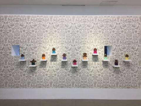 """TONG画廊带来马克·纳德的""""中国商代+墨西哥""""视角 与中国""""90后""""的""""彼此"""""""