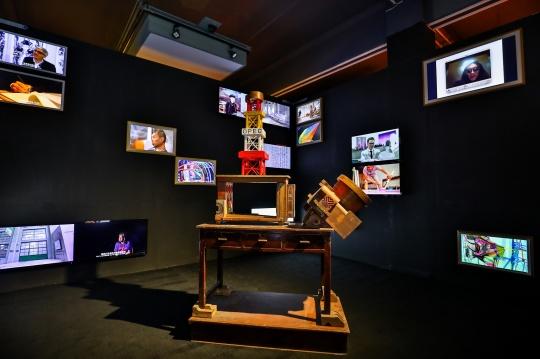 2018北京798艺术节正式启幕  为金秋北京带来多元的艺术世界