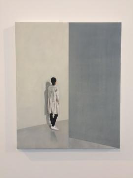 德国艺术家蒂姆·艾特尔首次北京个展 你看懂佩斯画廊里的那些背影了吗?