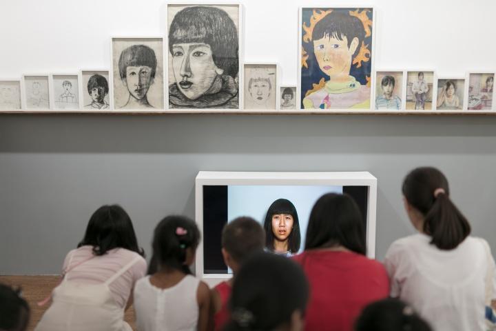 """2018年""""iSTART儿童艺术节""""现场"""