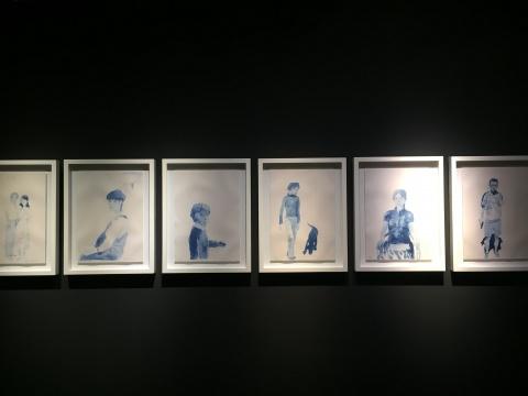 """王迈《西天取经》随UCCA展览""""行进中的历史""""来到雄安,当代艺术的百年大计也能在这里启航吗?"""