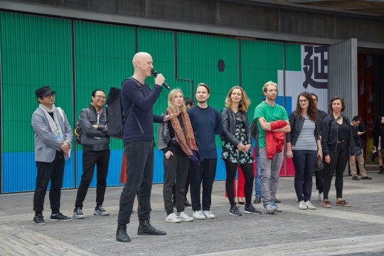 """德国卡尔斯鲁厄国立设计学院的学生创作了""""材料编码""""版块的作品"""