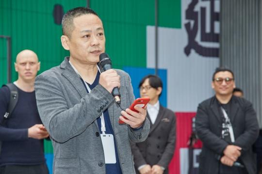 """""""雕塑动画:图像、媒介与现实风景""""策展人唐勇"""