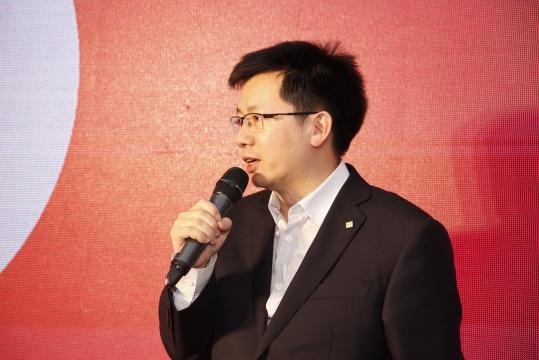 泰康保险集团助理总裁兼董事会秘书应惟伟讲话
