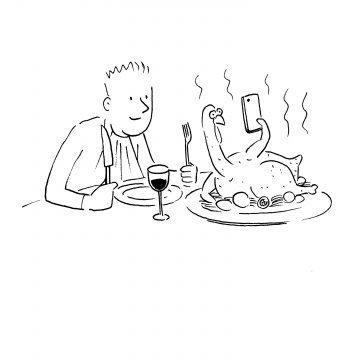 20141223 圣诞大餐准备好了吗