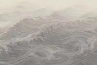"""水波流转,以水为水,王牧羽在美博空间""""再现""""马远"""