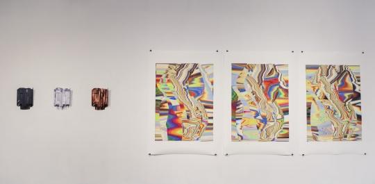 日本艺术家 川越健太作品