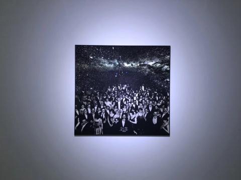 王拓《无处不寻》142×150cm 喷墨打印 2016