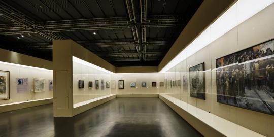 在嘉德艺术中心 追溯大雅宝胡同甲2号的峥嵘岁月