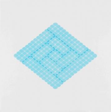 董大为《涟漪b12-s2》纸上马克笔40×40.5cm 2015