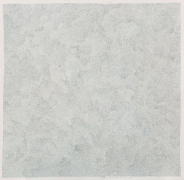 杜婕《20171118-1210》手工宣纸水墨 68×68cm 2017