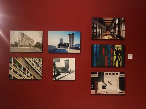 马赛公寓摄影作品