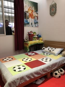 张五一于2012年在郑州创建的蹴鞠堂在万营艺术空间现场还原