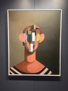 乔治·康多 《年轻的水手》 111.6×91cm 油画画布 2012  估价:400万-560万港元