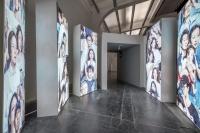 五大洲120余位摄影艺术家用镜头捕捉时代肖像,洪浩,王庆松,邢丹文