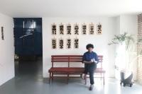 "anusman的一年,在Tabula Rasa画廊的""市井""一天,王烁"