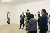 """刘亚洲指纹画廊个展 以""""拾荒""""审视艺术与生活,刘亚洲"""