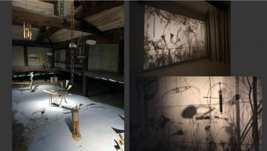 松本秋則此前展览作品