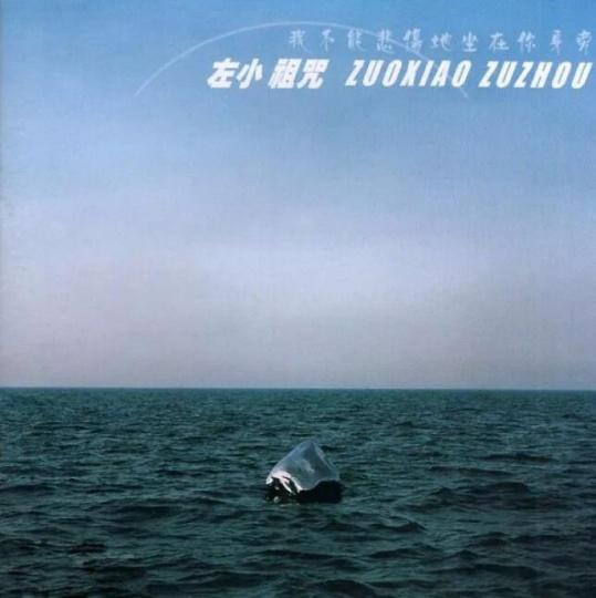 左小祖咒《我不能悲伤的坐在你身旁》专辑封面,2005年发行封面艺术家:展望