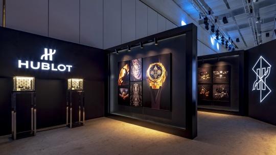 北京幻艺术中心呈现Big Bang Sang Bleu II刺青腕表