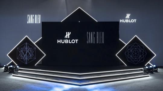 HUBLOT宇舶表携手马克西姆·普莱西娅 在时间的维度中讲述几何形状的奥秘