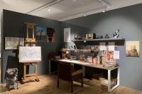 非凡仕艺术李尤松个展  超现实空间里的浪漫主义,李尤松