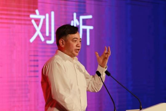 长春市委副书记、市长刘忻