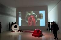 在广东时代美术馆,留下的舞台如何继续比赛?