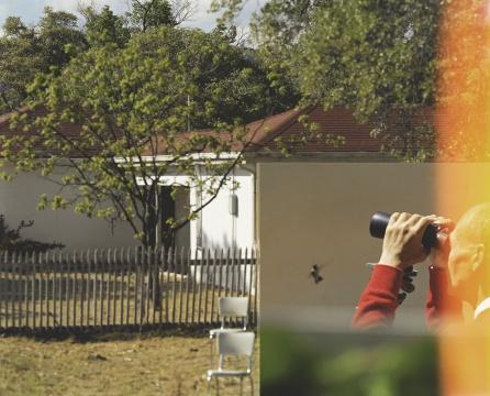 让-吕克·米蓝 《2005年4月、5月,#320》123×153厘米 彩色照片 2005年