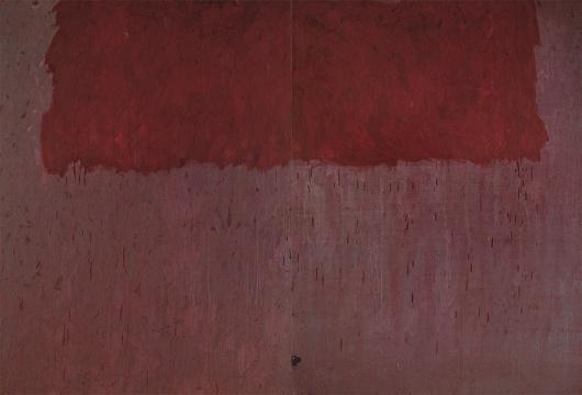 """马可鲁在站台中国当代艺术机构 """"自述""""艺术生涯30年"""