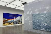 侯子超首次个展亮相博而励,电子时代的绘画是怎样的?,侯子超