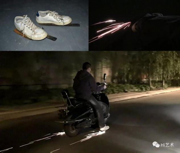 厉槟源《与夜平行》2′00″ 2012