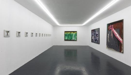 """当代唐人艺术中心群展览""""我是谁""""现场"""