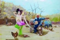 1992年,他们在武汉策划了一次消毒艺术运动