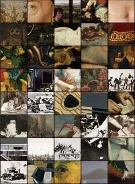 李然《圣维克多尔山》截帧  图片由艺术家提供