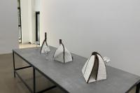康靖个展墨方Mocube,从树木出发的雕塑与空间研究,康靖