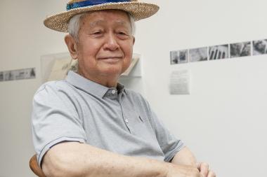 李玉双:他寻找自然界的密码,画出所有隐藏的风景