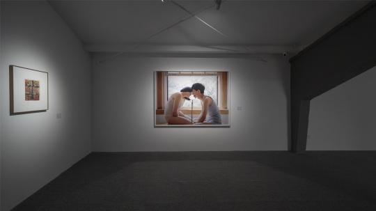 在木木美术馆,8位组藏家×1个人的房间