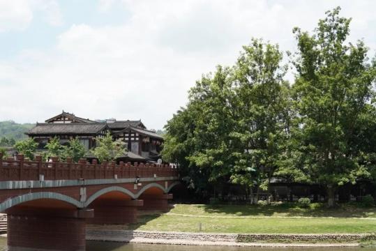 邛崃平乐古镇景区
