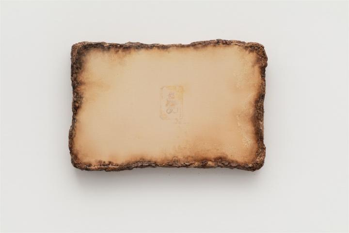 陈淑霞《好牌-大王》36×57cm 布面油画2020