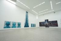 """""""物欲·苍生""""孟涛艺术展亮相蓝顶美术馆,图像寓言呼应当下的魔幻现实"""