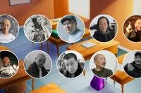 10位年龄加起来650岁的艺术家回忆他们的老师,唐志冈,刘港顺,任戬,梁绍基,段建伟,杨诘苍,梁铨,余友涵,刘庆和,张 弓
