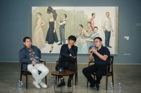 """在拍卖行买一件艺术家3年后的作品?华艺国际""""未来+""""创新专场北京落地"""
