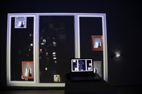 王梦瑶 《GAZE》尺寸可变 网站、视频、图像 2020