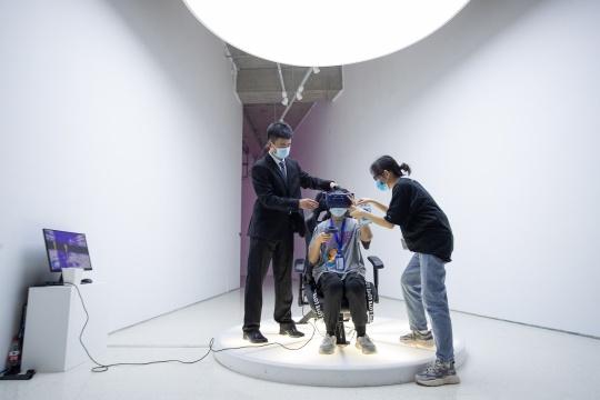 融合科技与艺术,呈现澎湃数字文明观,亚洲数字艺术展在北京时代美术馆启幕