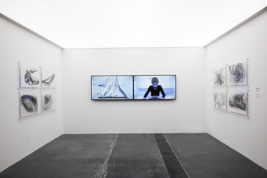 """""""非物质 / 再物质:计算机艺术简史""""在UCCA启幕,用科技探索全新的美学表达"""