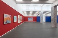 麦勒画廊谢南星个展开幕:骰子滚滚,滚入红尘,谢南星